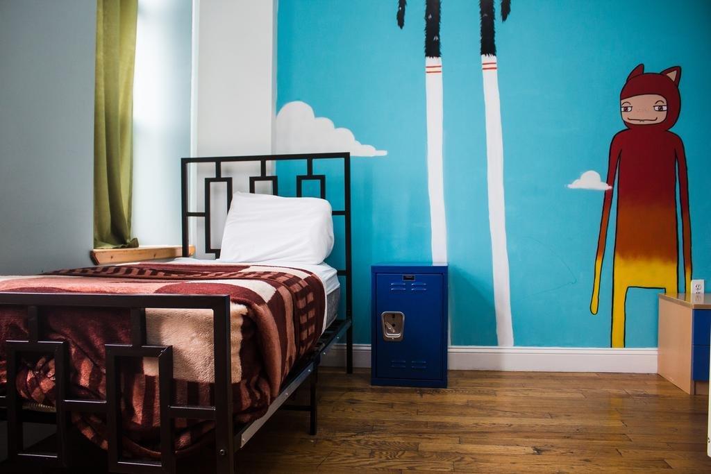 NY Moore Hostel | Onde ficar em Nova York