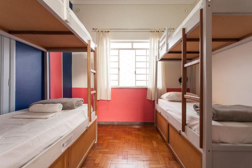 Trem Azul Hostel | Onde ficar em Belo Horizonte