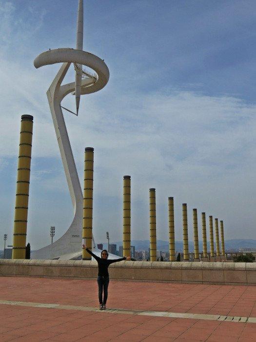 Parque Olímpico | O que fazer em Barcelona em 2 dias