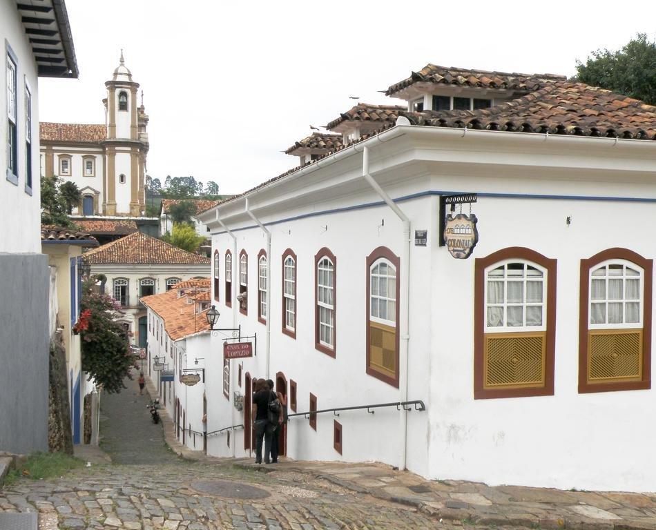 Pousada Colonial | Onde ficar em Ouro Preto