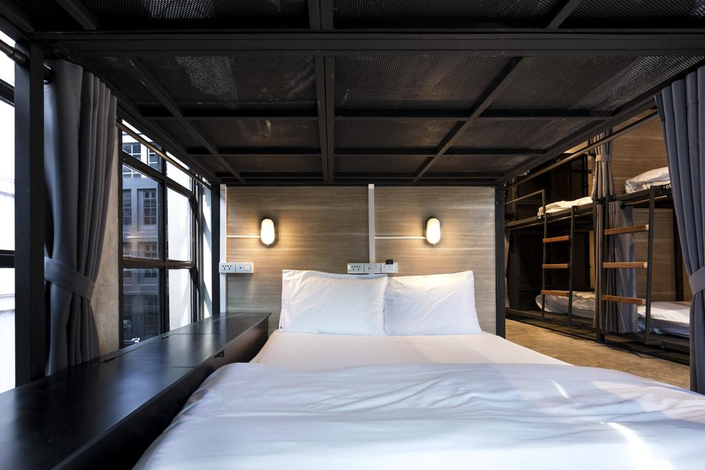 BED STATION Hostel Khaosan