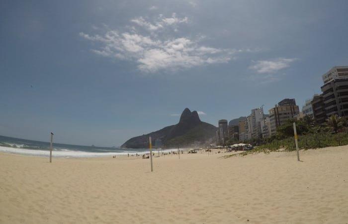 Praia do Leblon | O que fazer em Copacabana, Ipanema Leblon e Urca