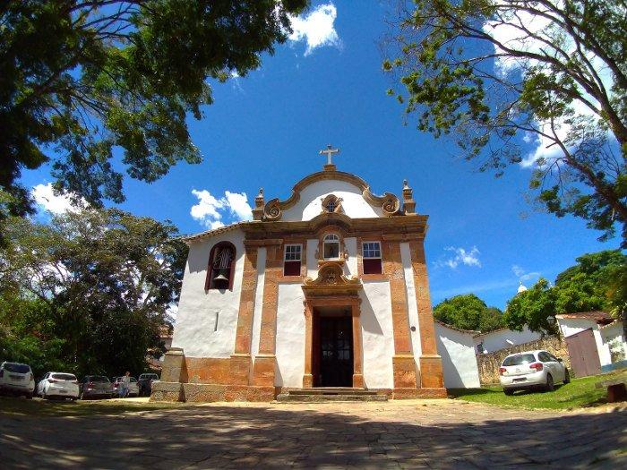 Capela Nossa Senhora do Rosário | O que fazer em Tiradentes em 3 dias
