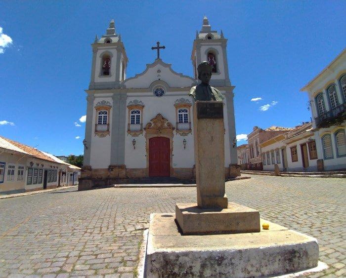 Igreja Nossa Senhora do Rosário.