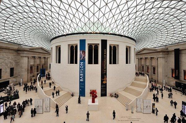Museu Britânico.